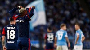 Il Cagliari sfiora l'impresa all'Olimpico, 2-2 con la Lazio