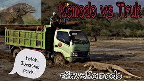 Covid e Unesco non fermano l'Indonesia: Komodo diventerà un parco giurassico per ricchi