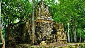 Trovata in Messico una misteriosa fortezza Maya nascosta in una foresta