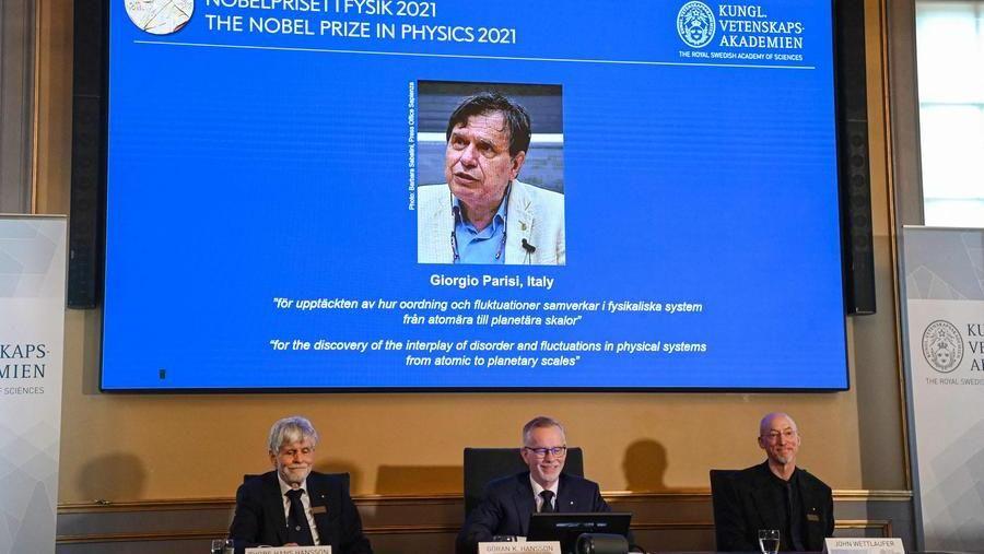 Giorgio Parisi vince il Nobel per la fisica 2021 - La Stampa