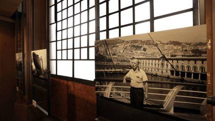 Genova, dagli arazzi alle foto, alla Borsa in mostra l'era dei transatlantici