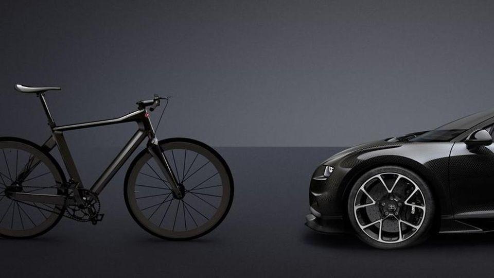 La Bugatti Delle Bici Costa 39 Mila Euro La Stampa