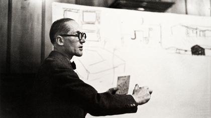 Le Corbusier e il colore