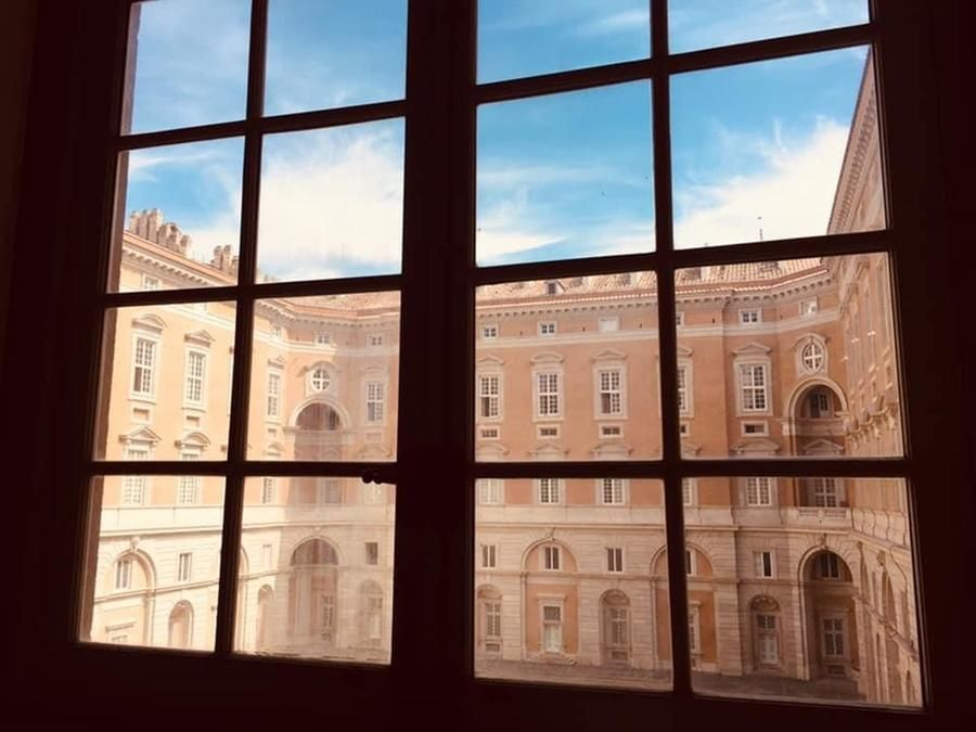 Cour (crédit photo Luisa Mosello)