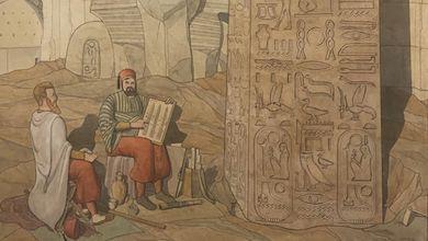 La via che porta dai faraoni ad Assassin's Creed passa da un museo di Grenoble
