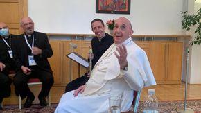 """Papa Francesco ai confratelli gesuiti slovacchi: """"La libertà ci fa paura"""""""