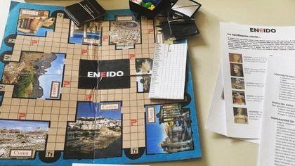 Eneido, la versione epica di Cluedo: il gioco da tavolo che mette alla prova le conoscenze dei liceali