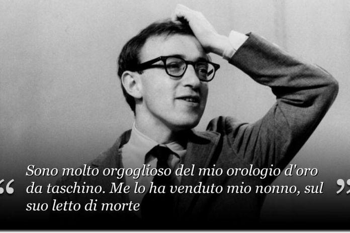 Ottanta Anni Di Woody Allen Le Sue Migliori Citazioni