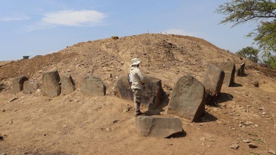 Scoperto in Perù un misterioso tempio per il culto dell'acqua