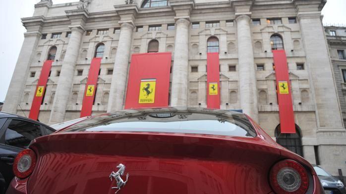 prezzo imbattibile più nuovo di vendita caldo primo sguardo Il gran giorno del debutto di Ferrari in Borsa. Marchionne ...