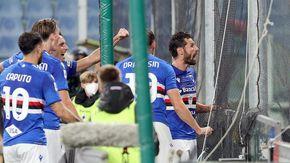 Super Candreva trascina la Samp, Spezia ko 2-1: prima vittoria in casa per i blucerchiati