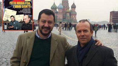 Soldi russi alla Lega, spunta un manager dell'Eni: in esclusiva i nuovi documenti