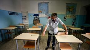 School: 3.8 million students return to school from tomorrow.  But it is