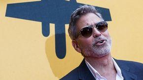 """George Clooney: """"Non mi candido, voglio una vita decente"""""""