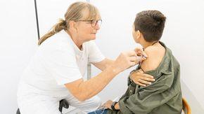 Ci sono 120 posti liberi, domani martedì 21 settembre, per i minorenni che vogliono vaccinarsi contro il Covid