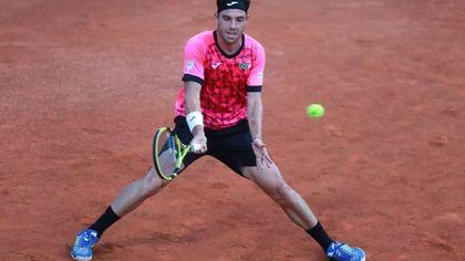 """Tennis a Ercolano, Cecchinato: """"Sono un terrone palermitano e sogno di giocare un grande torneo al Sud"""""""