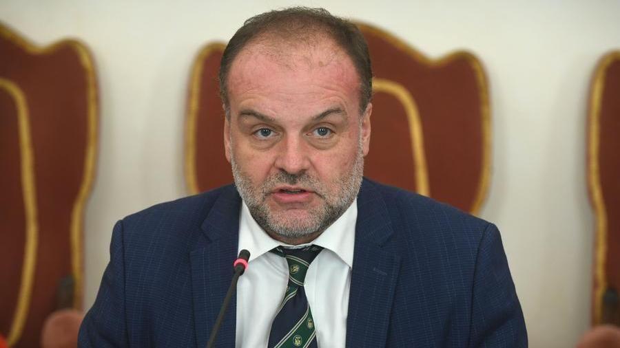 Il Rettore dell'Università di Torino, Stefano Geuna