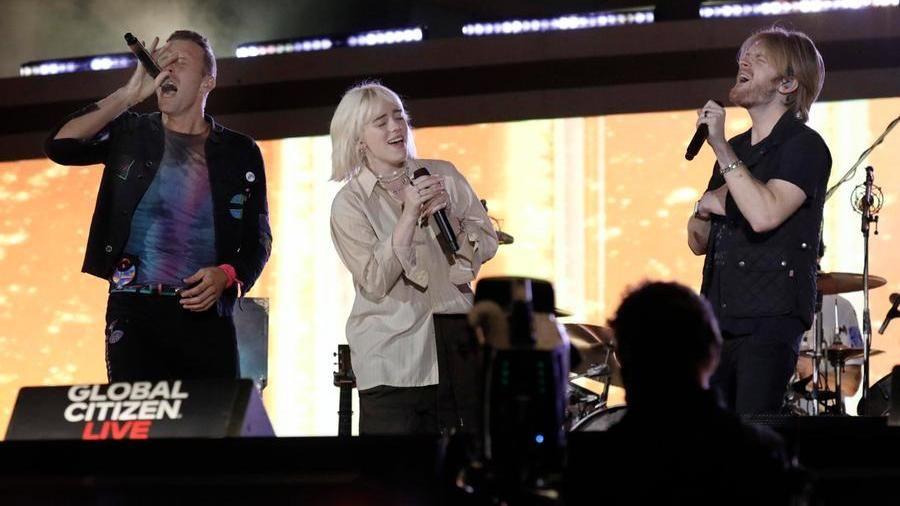 Elton John e i Maneskin infiammano il Global Citizen Live, il più grande concerto del mondo per clima e povertà