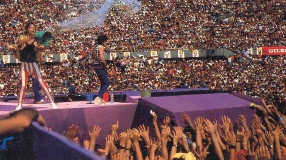 Luglio 1982, la grande magia dei Rolling Stones allo Stadio Comunale