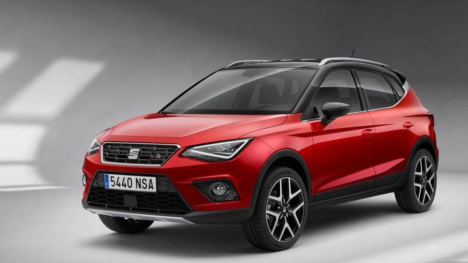 """Seat Arona, anche il marchio spagnolo ora ha un """"baby Suv"""" - La ..."""
