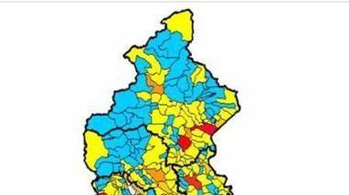 La Cartina Del Piemonte.Coronavirus Ecco La Mappa Del Contagio Nel Vco Divisa Per Comune La Stampa