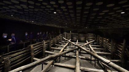 La vasca votiva dell'età del Bronzo diventa un museo archeologico a Noceto