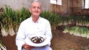 L'addio a Renzo Vivalda, lo chef dei porri di Cervere