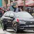 DS 7 Crossback Presidenziale, show all'Eliseo