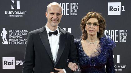 """Sophia Loren vince il David di Donatello: """"Senza cinema non posso vivere"""""""