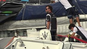 """Partita la Rolex Middle Sea Race, Soldini: """"Sarà una bella sfida"""""""