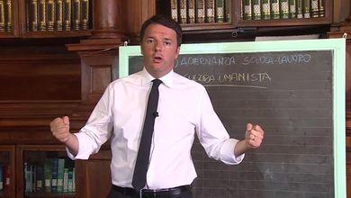 Riforma della scuola, Matteo Renzi ci ripensa<br /> Basta dialogo: torna l'ipotesi voto di fiducia