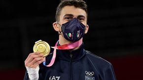 Dell'Aquila oro nel taekwondo alle Olimpiadi, un sogno nato in Puglia all'età di 8 anni