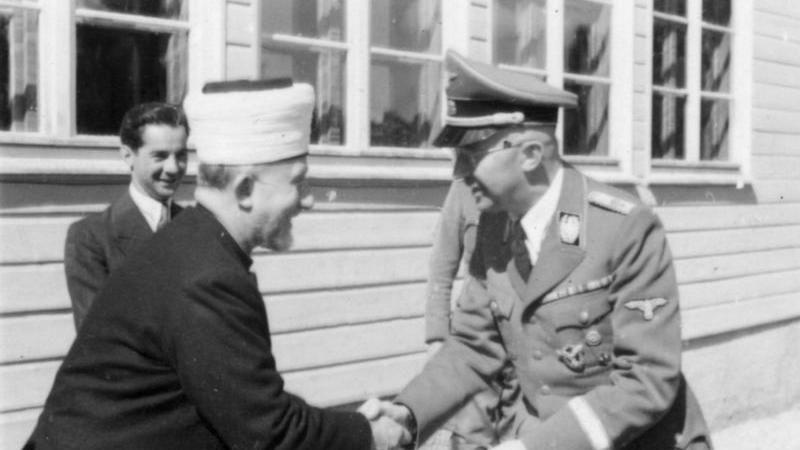 Il telegramma di Himmler al Gran Muftì di Gerusalemme: al vostro fianco contro gli ebrei