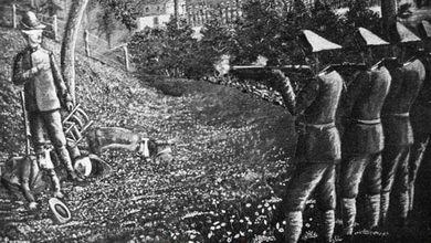 Grande Guerra, una legge per riabilitare i militari italiani fucilati