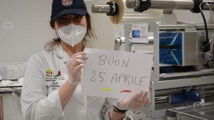 Festeggiamo il 25 Aprile insieme: mandateci le vostre foto per la Festa della Liberazione