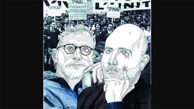 Ribelli in nome della terra: dialogo sul '68 tra Roberto Saviano e Paolo Giordano
