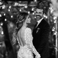 Giorgio Armani veste Luca Argentero e Cristina Marino per il matrimonio