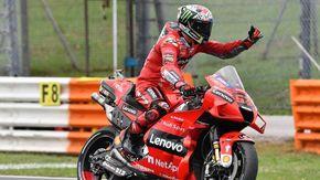 Moto Gp, capolavoro Bagnaia: vittoria bis a San Marino