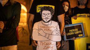 """Caso Zaki, Amnesty: """"Le accuse di terrorismo sono una spada di Damocle, l'ottimismo è infondato"""""""
