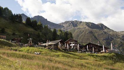Tutto il buono delle Alpi tirolesi