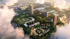 Architetture urbane: il nuovo quartiere multi-generazionale di Bangkok