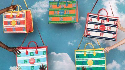 Le borse che raccontano mete di viaggio