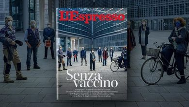 Senza vaccino: L'Espresso in edicola e online da domenica 4 aprile