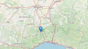 Terremoto nell'Ovadese, l'epicentro a Rossiglione: scossa breve ma intensa