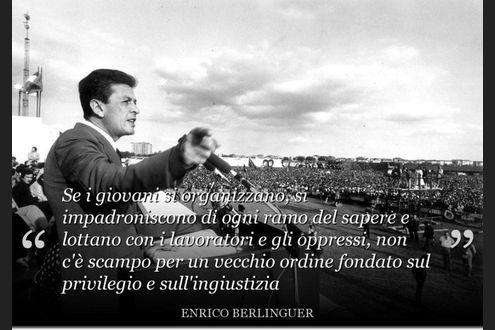 Frasi Famose Sull Italia.Enrico Berlinguer Le Sue Citazioni Piu Celebri La Repubblica