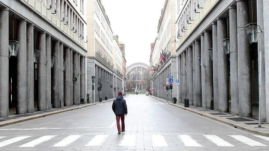 Coronavirus, a Torino niente movida: in giro solo qualche pusher 4