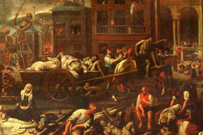 Risultato immagini per peste 1348