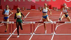 Tokyo, Olivieri ottiene il primo obiettivo: è qualificata in semifinale nei 400 ostacoli