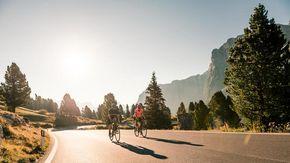 Sellaronda Bike Day, il paradiso dei ciclisti con le strade chiuse al traffico motorizzato