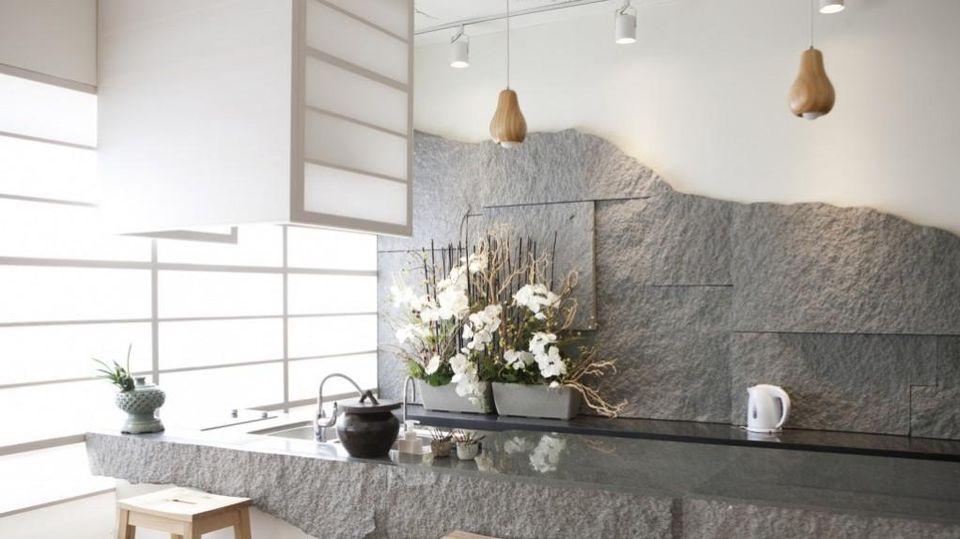 Lavello in pietra, per una cucina dal sapore country - La Stampa
